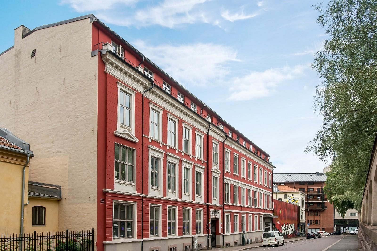 Hyggelig Enkeltkontor til leie i Oslo sentrum – vis a vis Pilestredet Park FV-63