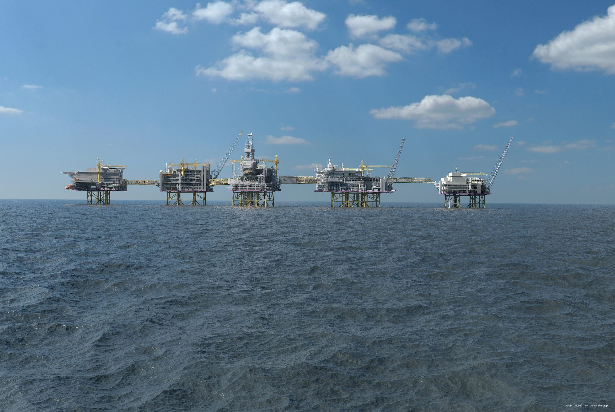 Photo_ Illustration – Statoil – Johan Sverdrup phase 2 – 1583915-2