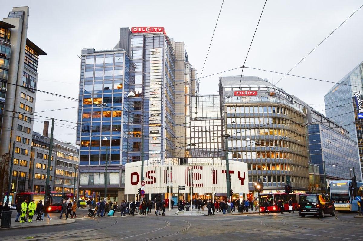 Oslo City / Klepierre