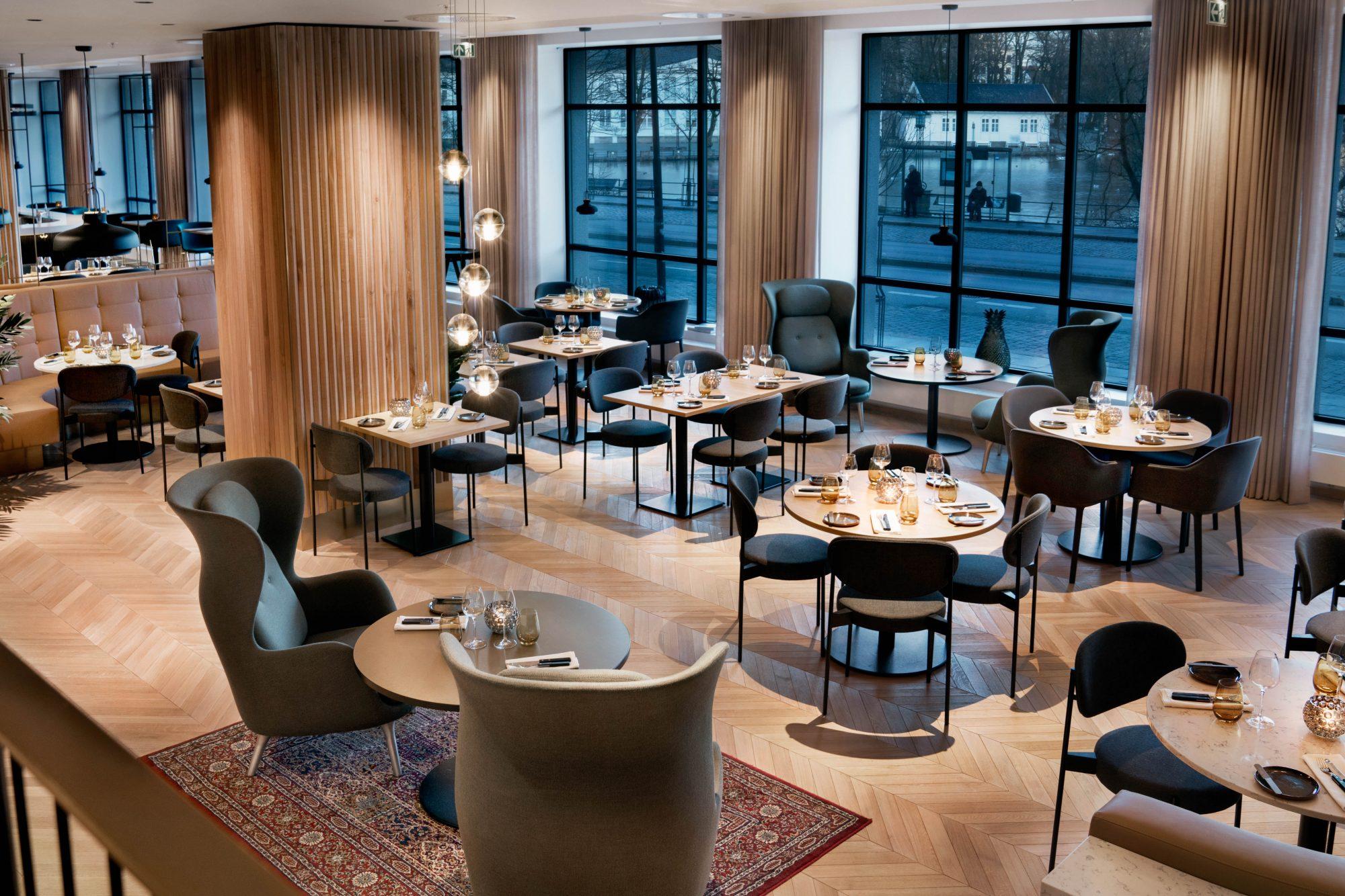 FireLake – Radisson Blu Atlantic Hotel, Stavanger