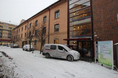 Sentrum/Grønland: Kontorer ledig i hyggelig kontorfellesskap