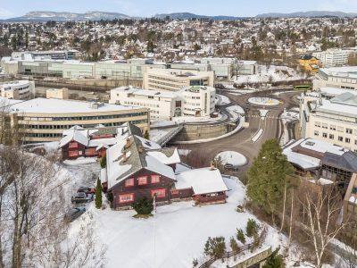 Fine lokaler på Lysaker med god beliggenhet og unike fellesfasiliteter - Mulighet å leie kontor fra 10 kvm - 300 kvm BTA