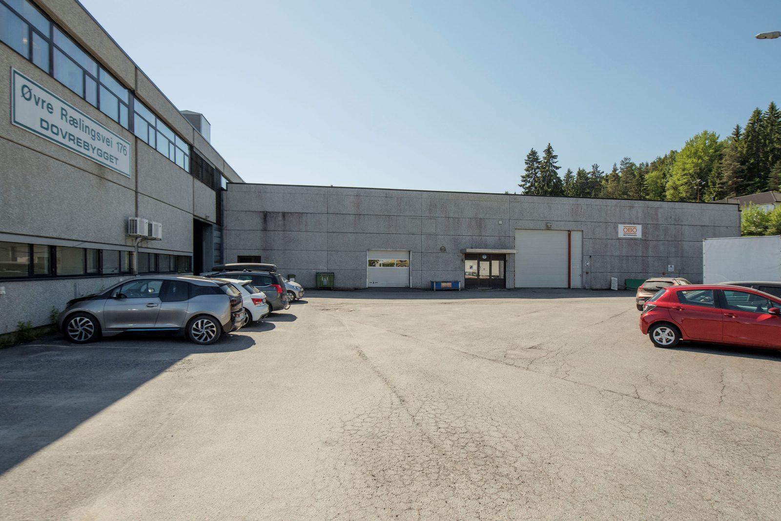 Kjøreport og parkering