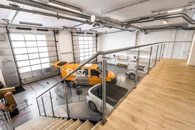 Furuset - Flotte kontor og kombinasjonslokaler til leie. BTA 565 - 1600 kvm.