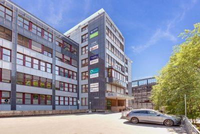 Sørkedalsveien 10 A - Lyse og pene kontorer til leie på ca. 100 kvm - Spesielt egnet for helserelatert virksomhet.