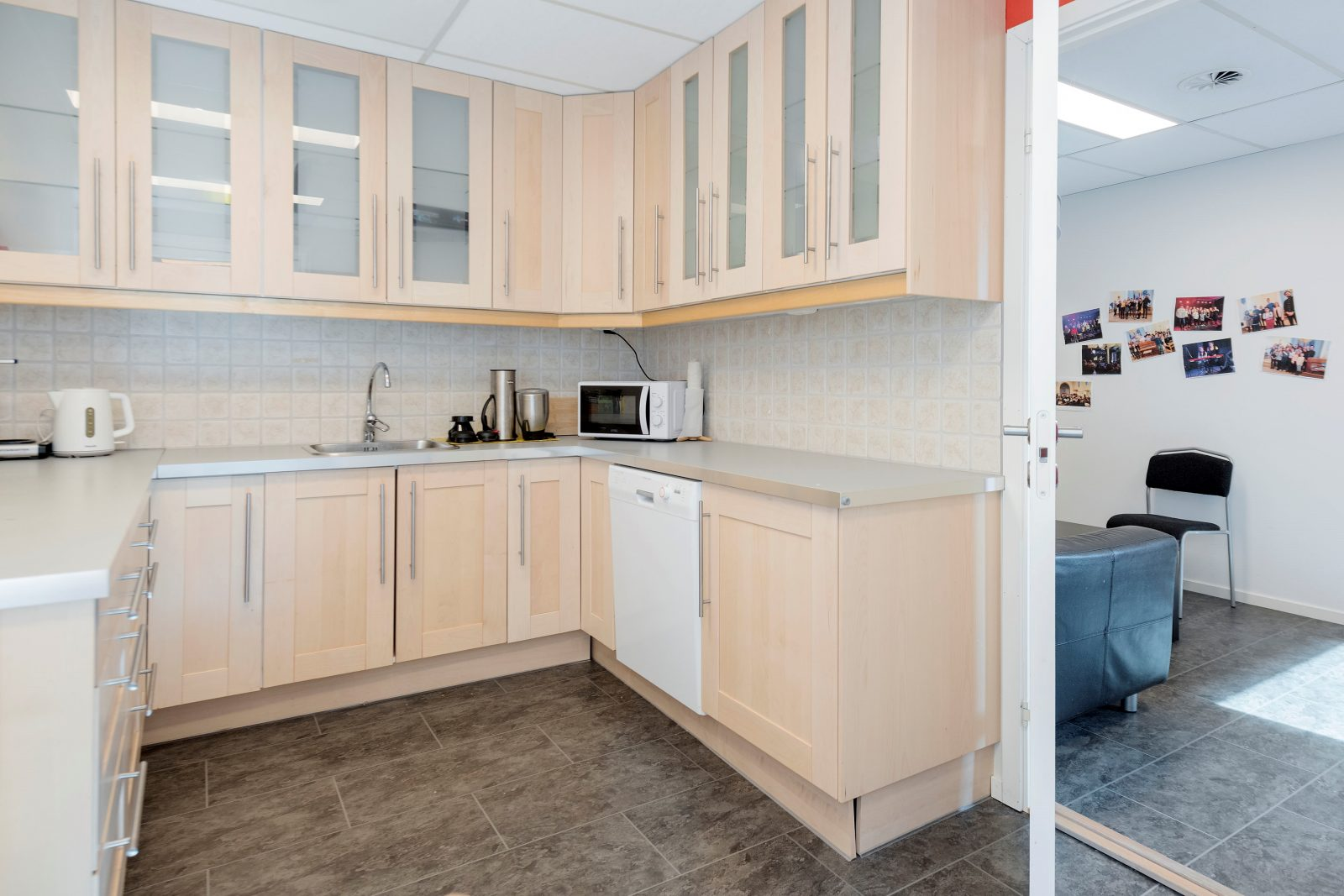 Kjøkken - Kontorlokale på 160 kvm