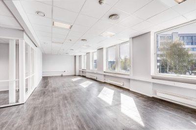 Hoffsveien 11 - Lyse og pene kontorlokaler med høy arealeffektivitet - 190 kvm på Skøyen