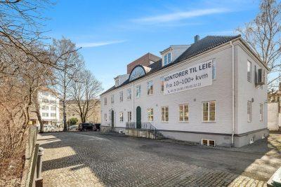 Maridalsveien 163 - Flott kontorvilla på Sagene/Bjølsen til leie - Kan tilpasses ny leietaker