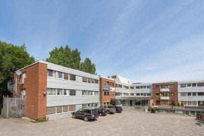 Kalbakken - Næringsseksjoner til salgs. Kontor BTA 557 kvm. Lager BTA 127 kvm.
