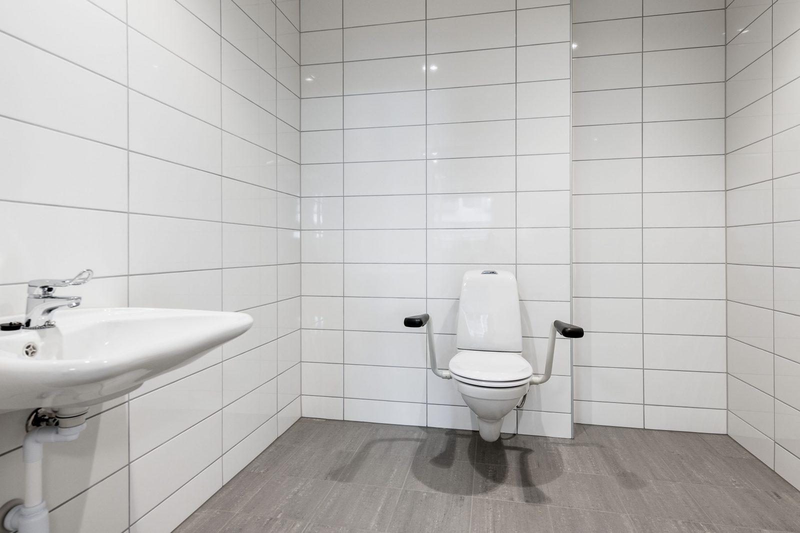 Topp moderne bad og wc