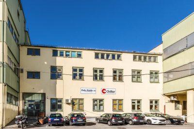Alnabru: Ledig kontorer i hyggelig kontorfellesskap. Areal fra ca. 32,5 - 130 kvm.