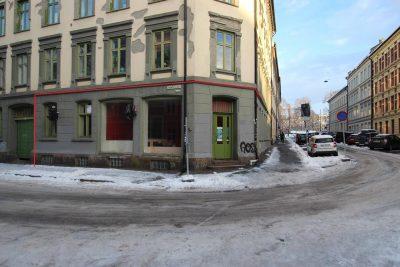 Grünerløkka/Sofienberg - Hjørneseksjon til salgs.