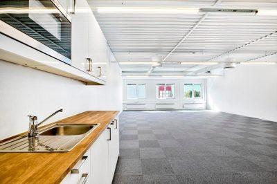 Alna Håndverksenter - Moderne og lyse kontorlokaler sentralt på Alnabru med god p-dekning
