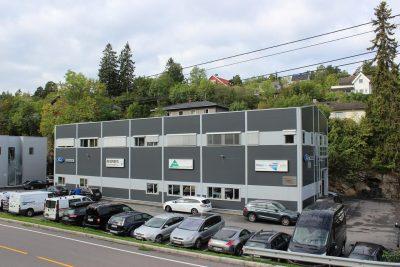 Kolbotn - Flotte kontorlokaler til leie. BTA 105 - 262 kvm.