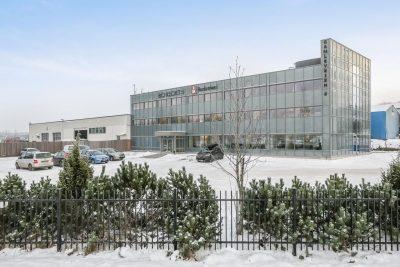 Lørenskog: Moderne kontorlokaler til leie på 116 kvm bta. Sentralt beliggende, nær E6!