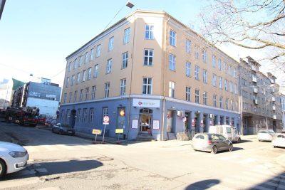 Sentrum: Attraktive butikklokaler på 223 kvm BTA til leie.