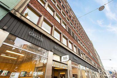 Sentrum/Grønland: Representativ eiendom med ledig kontorlokaler på ca. 323 kvm bta.