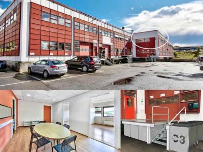 Furuset Næringspark - BTA 200 m2  inkludert 30 m2 plukklager - 5 parkeringsplasser