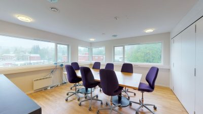 Billingstad - Ledige kontorlokaler. BTA 100 - 388 kvm. Gunstig leie.
