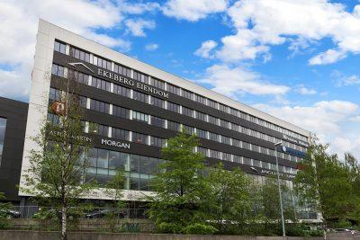 Ekebergskrenten: Ledig kontor på ca. 20 & 30 kvm. Representative og moderne lokaler.