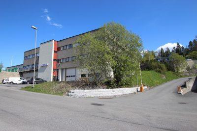 Lørenskog: Kombinasjonseiendom på ca. 3.933 kvm. Salg av AS.