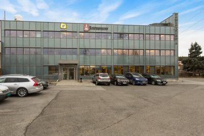 Lørenskog: Moderne kontorlokaler til leie fra 15 til 116 kvm bta. Sentralt beliggende, nær E6!