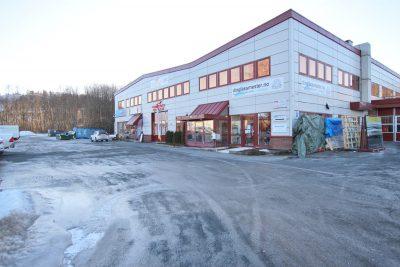 Vøyenenga: Ledig lagerlokale på ca. 300 kvm BTA.