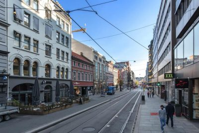 Oslo sentrum - Kontorlokale til leie. Mulighet for virtuell visning.