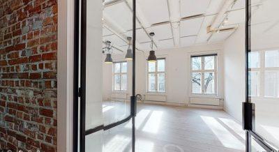 Homansbyen - Moderne kontorlokale til leie. BTA ca. 193 kvm. Mulighet for virtuell visning.