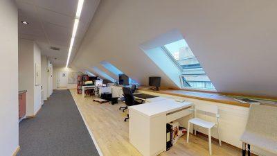 Sandvika - lyse moderne kontorlokaler v/Sandvika stasjon