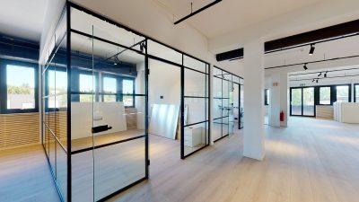 Alnabru: Moderne kontorlokaler til leie.  Mulighet for å leie lager.