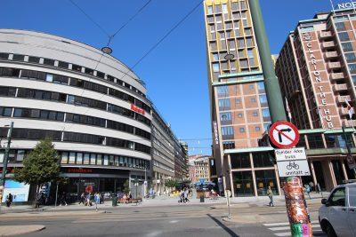 Kontorlokaler ved Oslo S - Meget sentral beliggenhet.