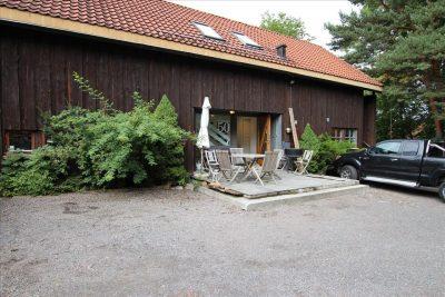 Skøyen - landlige og sentrale kontorlokaler til leie. BTA 111 kvm.