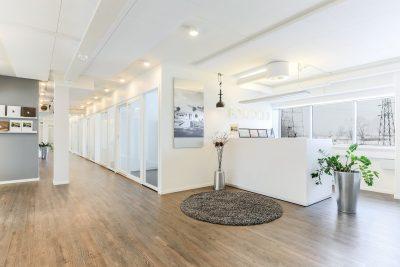 Lørenskog: Moderne kontorlokaler til leie fra 116 til 619 kvm bta. Sentralt beliggende, nær E6!