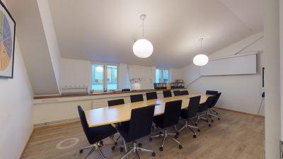 Sandvika - lyse moderne kontorlokaler v/Sandvika stasjon. Gunstige vilkår - fleksibel leieperiode