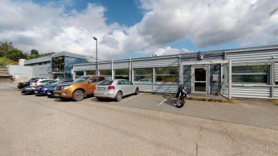 Kalbakken - Proffshop/Kontor/Lager/Kombinasjonslokale BTA 300 - 623 kvm.
