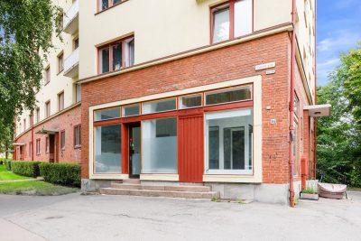 Iladalen - Næringslokale på gateplan (opprinnelig 2 lokaler).