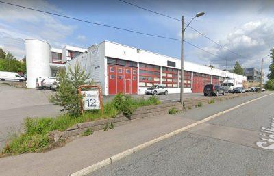Kalbakken - Kontor/verksted/lagerlokale til salgs. Direkte adkomst. Parkering.