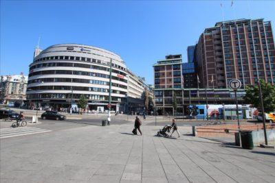 Kontorlokaler ved Oslo City - Meget sentral beliggenhet. Fra 54 til 380 kvm.