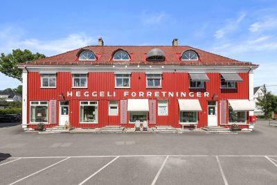 Smestad/Heggeli - Ledig kontorlokale i hyggelig kontorfellesskap. Felles møterom og mulighet for parkering.