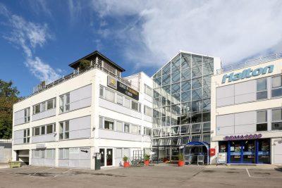 Sentralt Ryen: Attraktive kontorlokaler til leie ca. 240 kvm bta. m/terrasse.