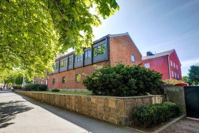 Nobels gate 16A: Flott kontoreiendom med ledige lokaler fra 150 til 871 kvm BTA. Sentralt beliggende i Bygdøy Allé.