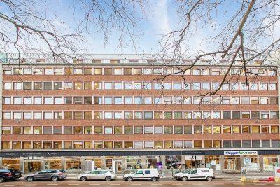 Sentrum/Grønland: Ledig lokaler fra 84,3 til 2.034 kvm BTA. i representativ eiendom.