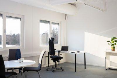 Alnabru - Moderne lyse kontorer med god p-dekning. BTA 74 - 380 kvm.