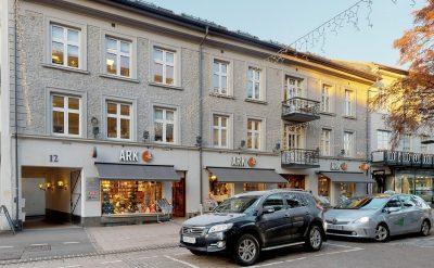 Sandvika - lyse moderne kontorlokaler v/Sandvika stasjon. Gunstige vilkår - 28.000,- pr. mnd.