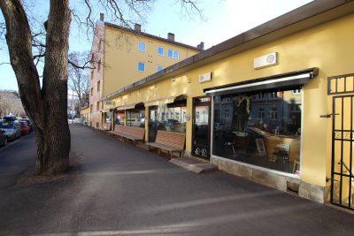 Næringslokaler på Torshov og Ullevålsveien til salgs.