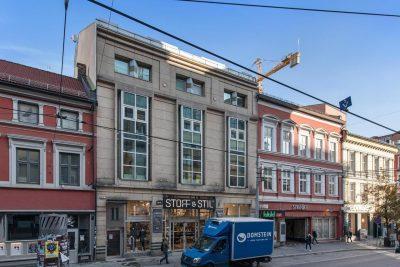Oslo sentrum - Kontorlokale med meget sentral beliggenhet.