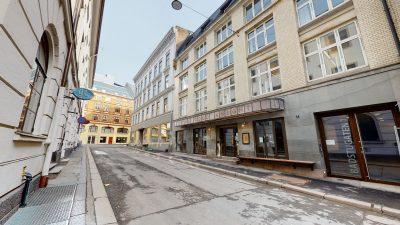 Oslo sentrum: Kontorlokaler med egen inngang fra gaten. Kort gangavstand til Oslo S.