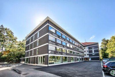 Lysaker: Attraktive kontorlokaler til leie m/unik eksponering mot E18