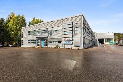 Ledig kontorlokaler på ca. 210 kvm & lagerareal fra 100-200 kvm.